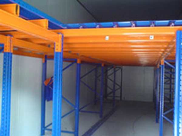 Mezzanine floor steel platform for Steel mezzanine design
